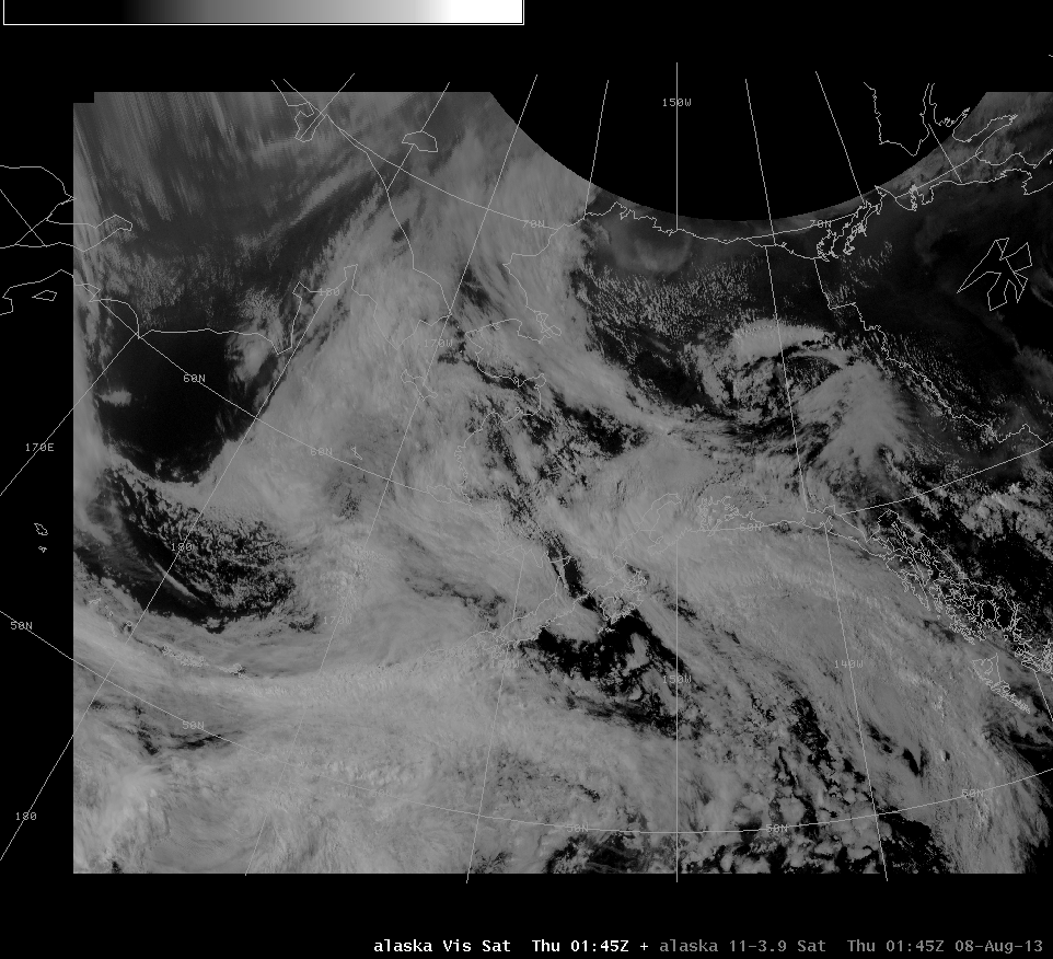 GOES-15 0.62 µm Visible Imagery (Click to see animation)