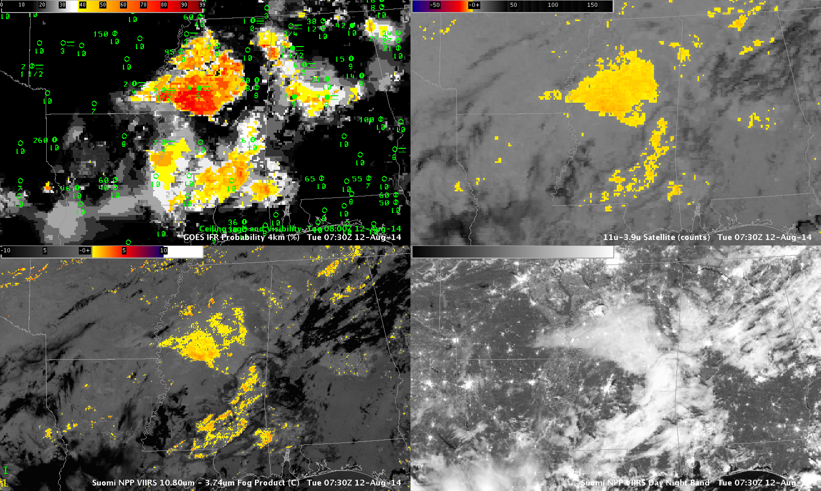 FourPanel_0730UTC_12August2014