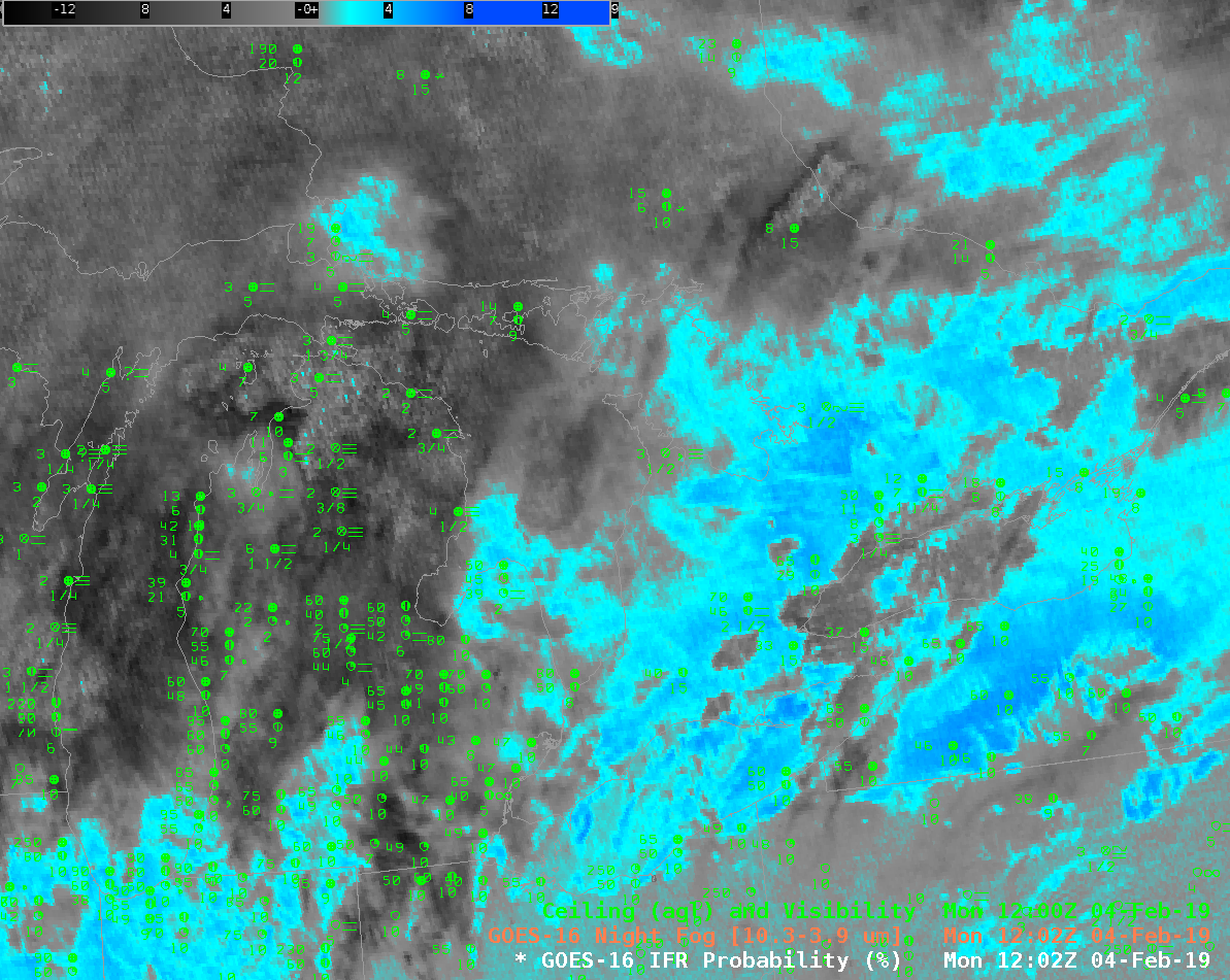 Midwest   GOES-R Fog Product Examples